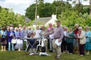 More Four Villages singers