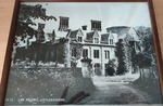 Postcard showing Lee Priory House