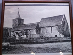 Postcard of St Vincents Church